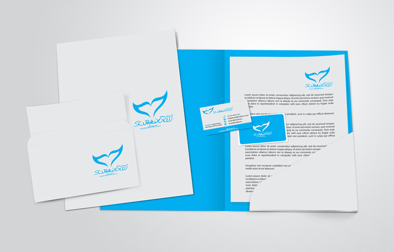Corporate-Stationery print