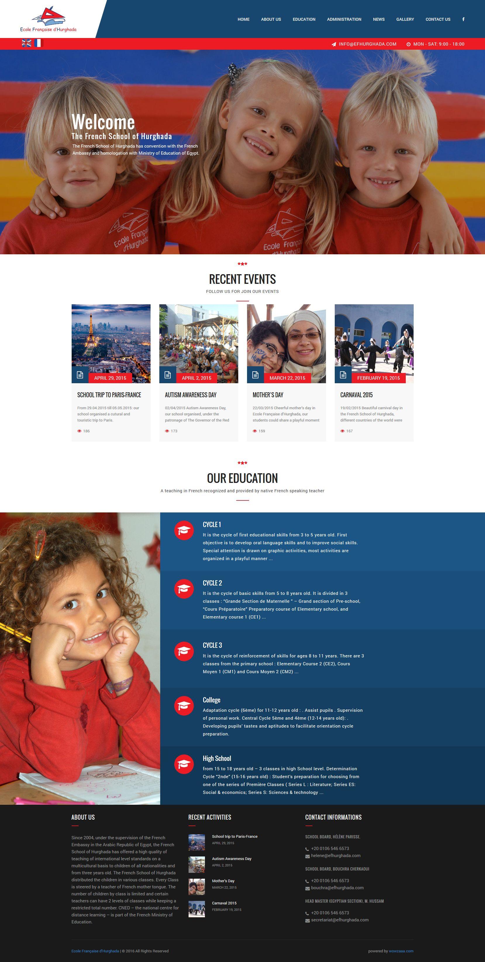 efhurghada web design