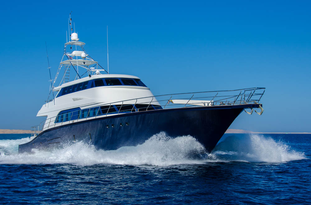 C-Omar boat