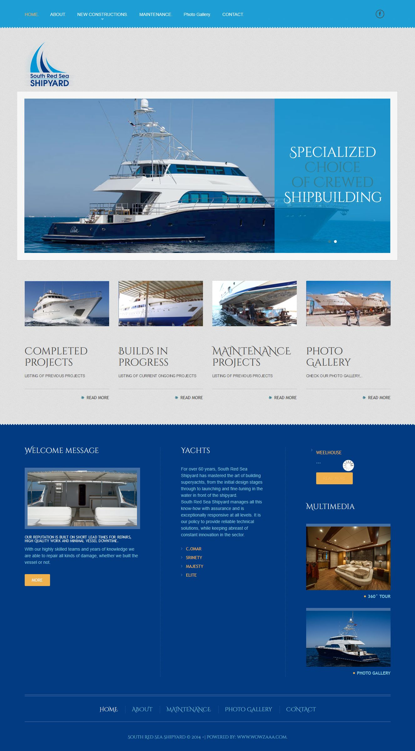 srss egypt web design