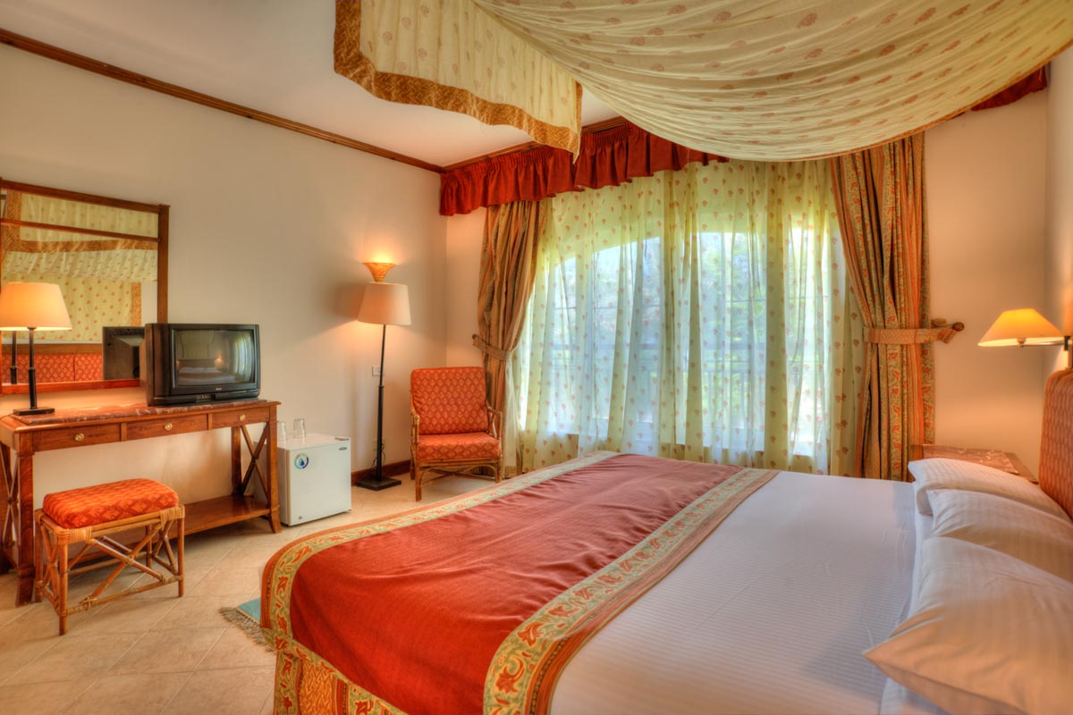 Siva Grand Beach room